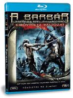 A Barb�r - Legenda a szellemharcosr�l Blu-ray