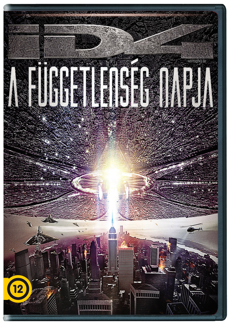 A F�ggetlens�g napja DVD