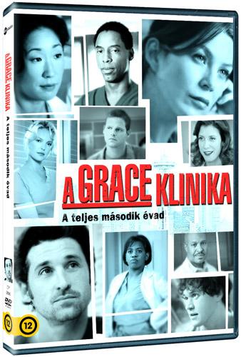 A Grace klinika - 2. �vad (7 DVD) DVD