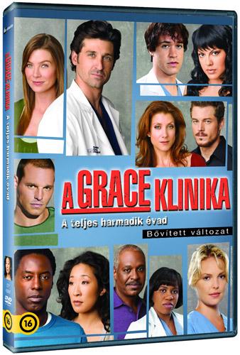 A Grace klinika - 3. �vad (7 DVD) DVD