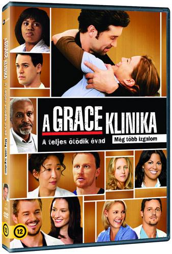 A Grace klinika - 5. �vad (7 DVD) DVD