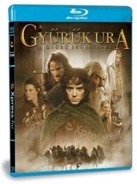 A Gyűrűk Ura - A gyűrű szövetsége Blu-ray