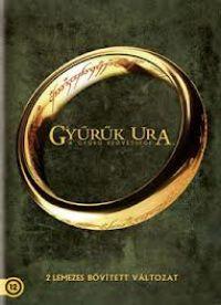 A Gyűrűk Ura - A gyűrű szövetsége DVD