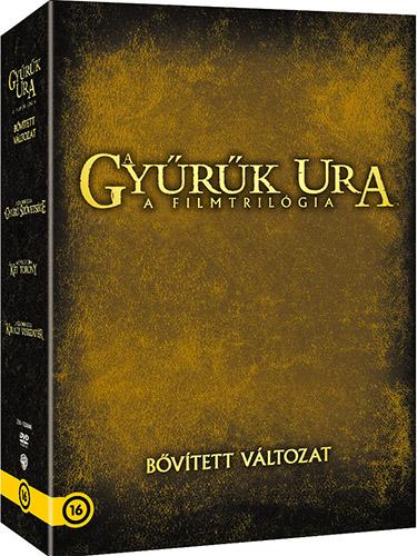 A Gy�r�k Ura - A kir�ly visszat�r DVD