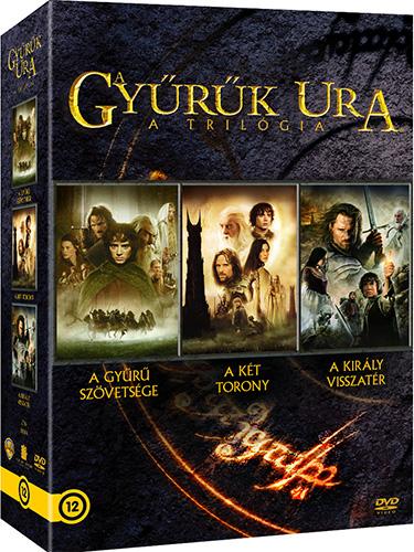 A Gy�r�k ura tril�gia (3 DVD) DVD