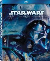 A Jedi visszat�r Blu-ray