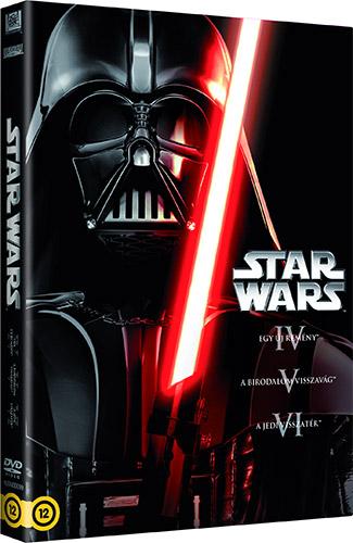 A Jedi visszat�r DVD