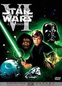 A Jedi visszatér DVD