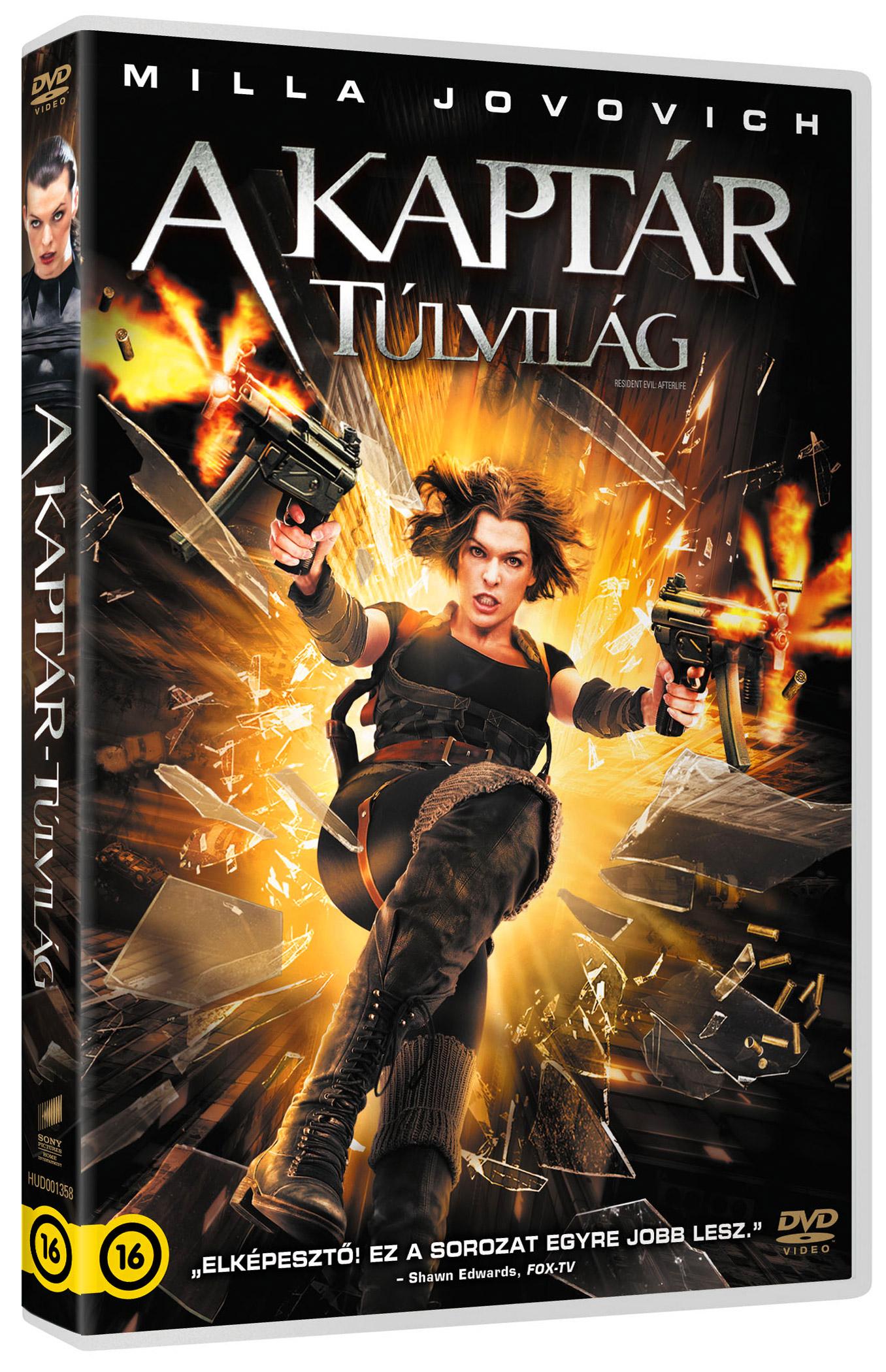 A Kapt�r: T�lvil�g DVD