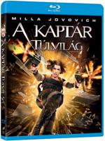 A Kapt�r: T�lvil�g Blu-ray