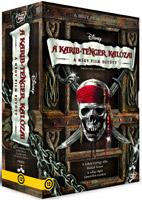 A Karib-tenger kal�zai 3. - A vil�g v�g�n DVD