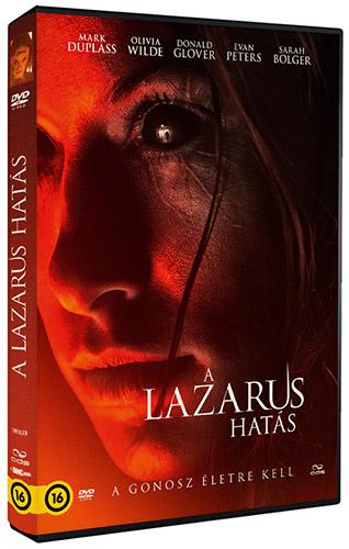 A Lazarus hat�s DVD