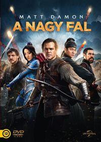 A Nagy Fal DVD