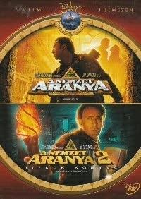 A Nemzet aranya 1-2. DVD