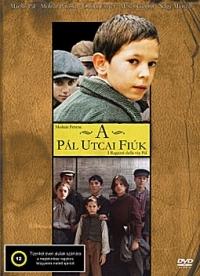 A Pál utcai fiúk (2003) DVD