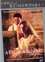 A Pelik�n �gyirat - szinkroniz�lt DVD