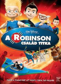 A Robinson család titka DVD