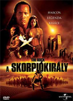 A Skorpi�kir�ly DVD