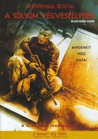 A Sólyom végveszélyben DVD