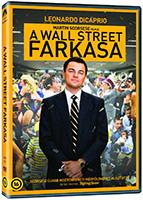 A Wall Street farkasa DVD