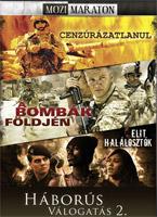 A bomb�k f�ldj�n DVD