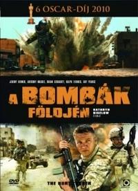 A bombák földjén DVD