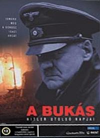 A bukás - Hitler utolsó napjai DVD