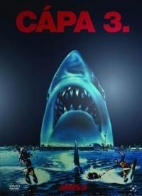 A cápa 3. DVD