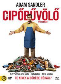 A cipőbűvölő DVD