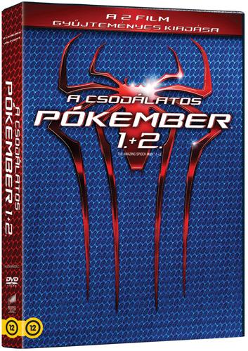 A csod�latos p�kember 1-2. (2 DVD) DVD