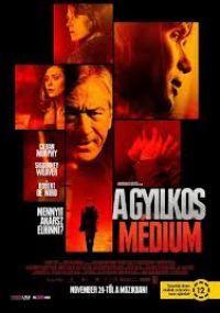 A gyilkos médium DVD