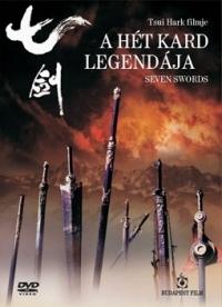 A hét kard legendája DVD