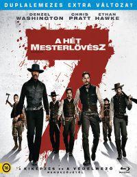 A hét mesterlövész (2016) - duplalemezes extra változat (2 Blu-ray) Blu-ray