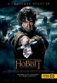 A hobbit - Az öt sereg csatája DVD