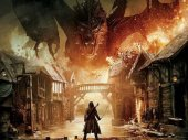 A hobbit - Az �t sereg csat�ja