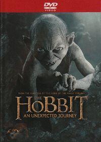 A hobbit - Egy váratlan utazás DVD
