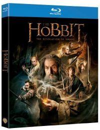 A hobbit - Smaug pusztasága Blu-ray