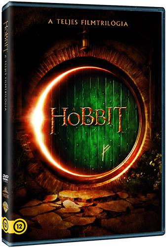 A hobbit tril�gia (6 DVD) - Moziv�ltozatos gy�jtem�ny DVD