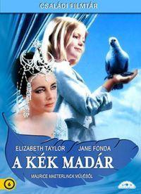 A kék madár DVD