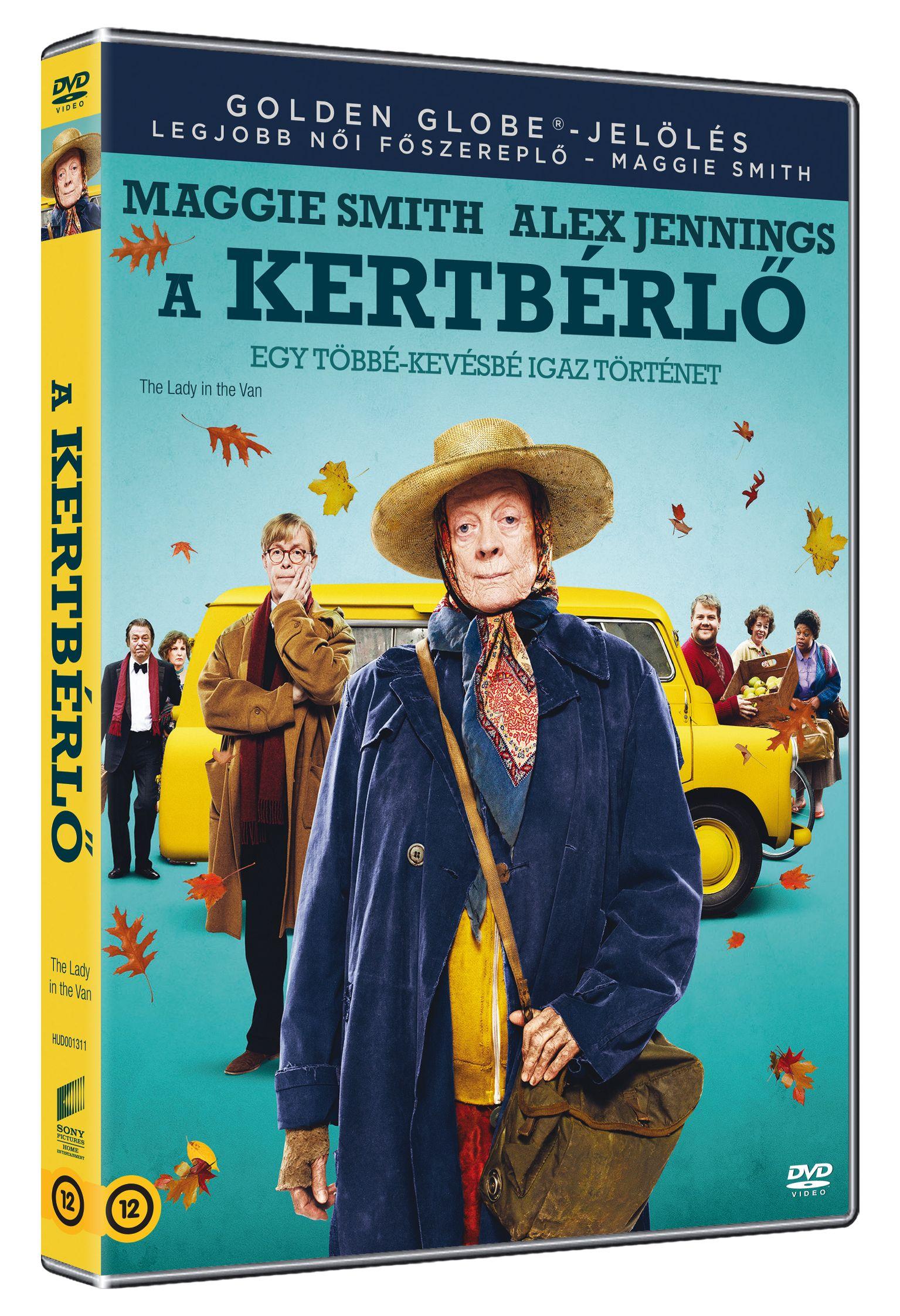A kertb�rl� DVD