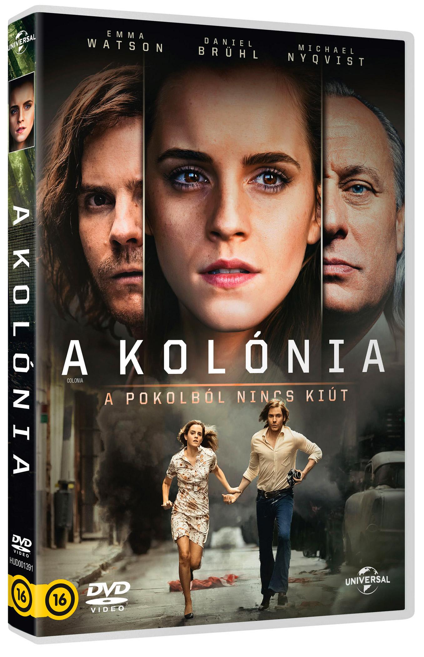 A kolónia 2015 DVD