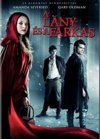 A lány és a farkas DVD
