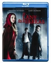 A lány és a farkas Blu-ray