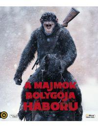 A majmok bolygója - Háború Blu-ray