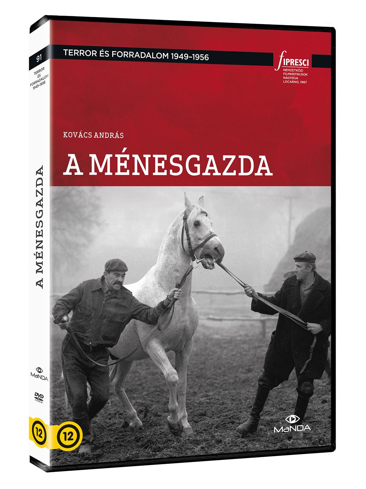 A m�nesgazda DVD