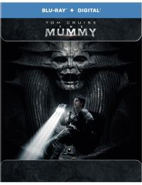 A múmia 2D és 3D Blu-ray