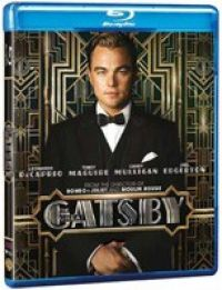 A nagy Gatsby Blu-ray