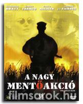 A nagy mentőakció DVD