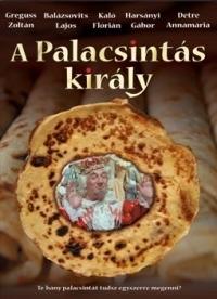 A palacsintás király DVD