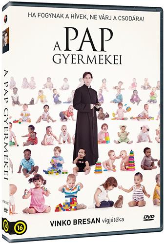 A pap gyermekei DVD